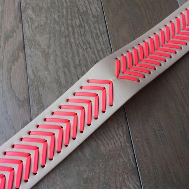 H&M Pink Belt