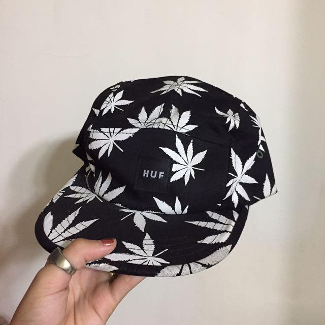 HUF大麻五分帽