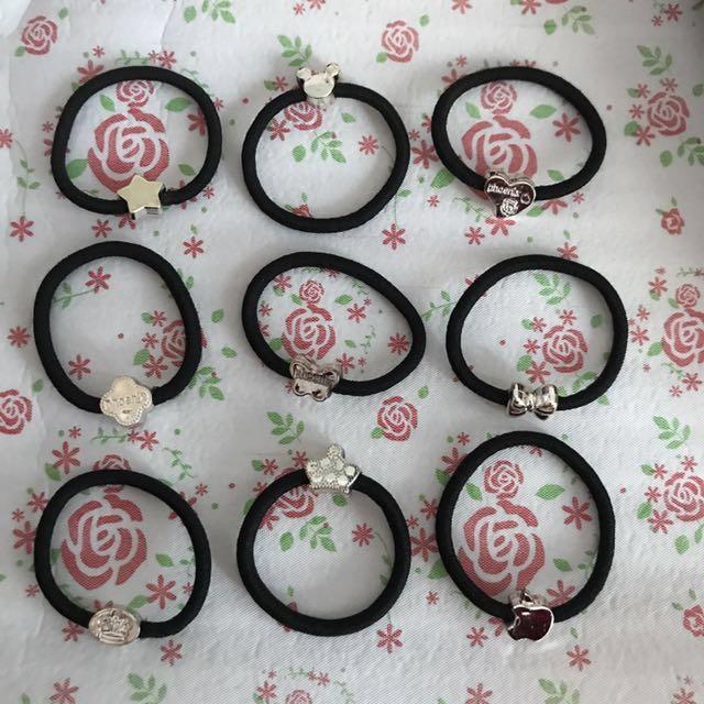 ✅INSTOCKS✅ Women's Hair Tie Hair Band Hair Accessories