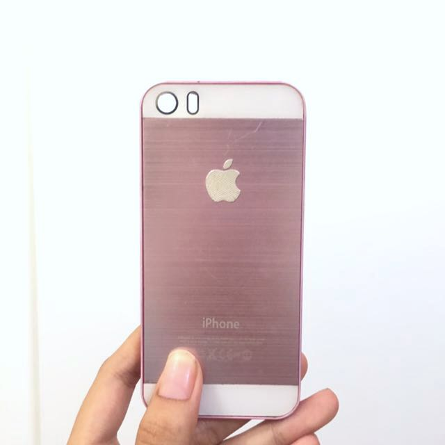 iPhone 5s/5 Pink Case