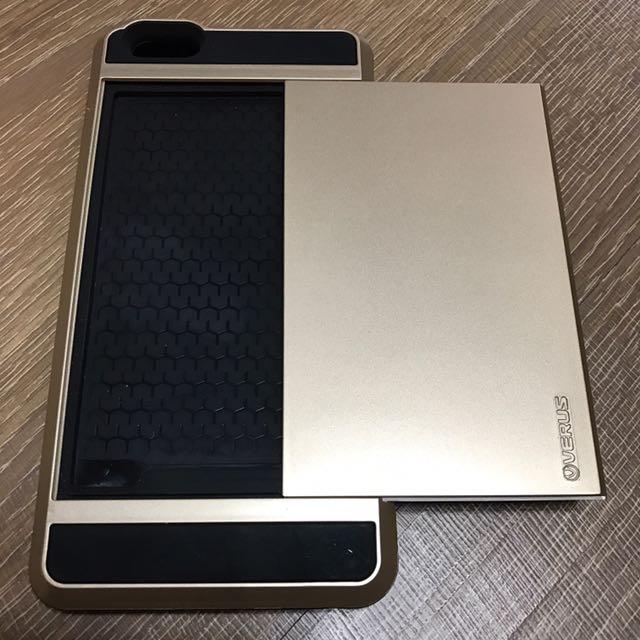 iphone 6 plus VERIUS 插卡式手機保護殼