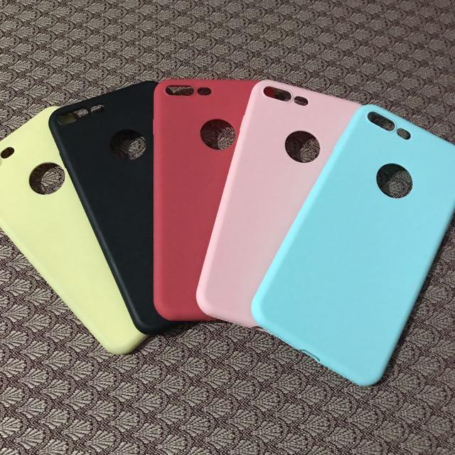 Iphone 7plus pastel cases