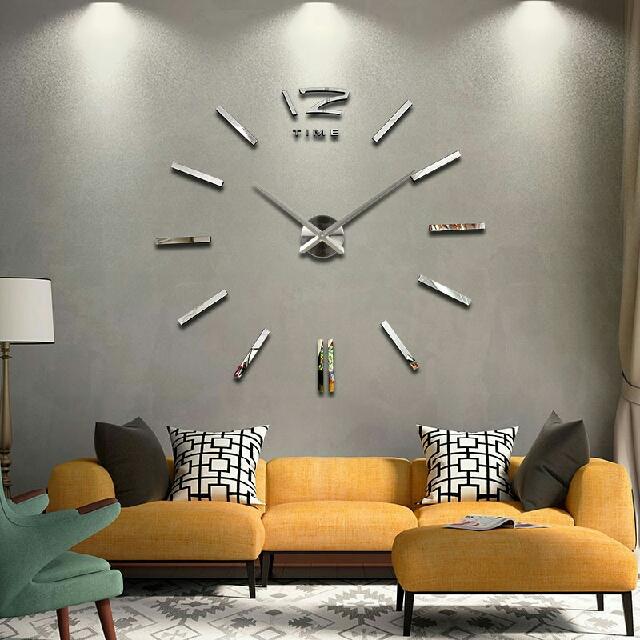 Jam Dinding Mewah Besar Untuk Ruang Tamu Everything Else Others On Carou