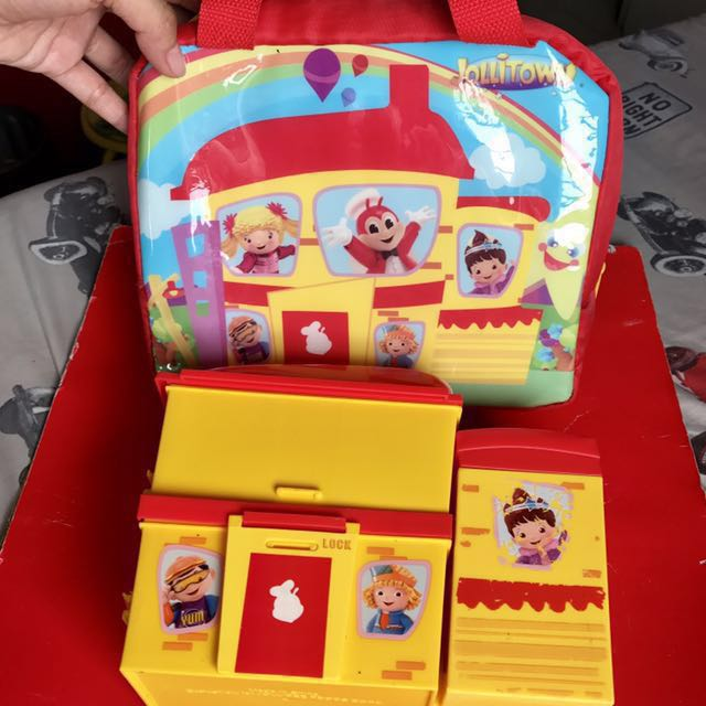 Jollibee Lunch Kit