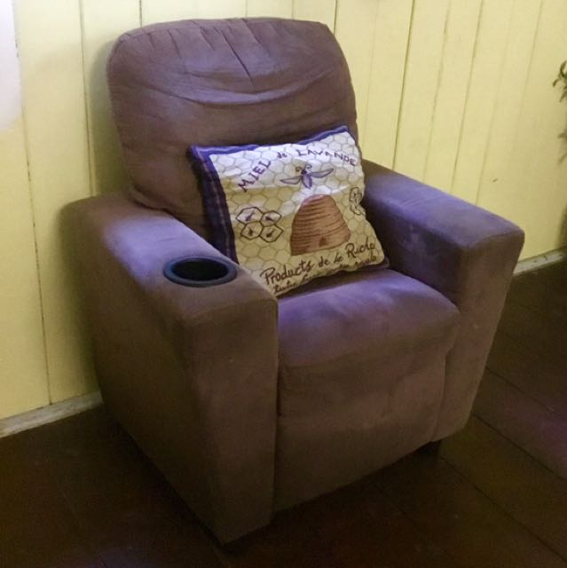 Kids reclining chair