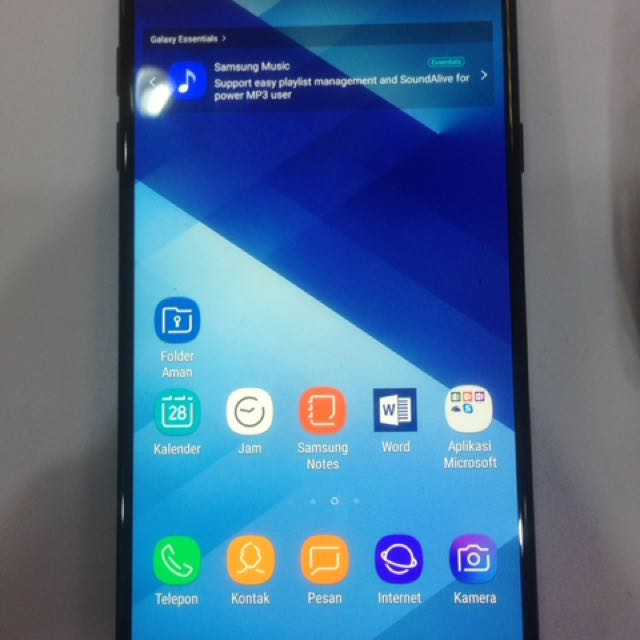 Kredit Samsung A7 2017 Bunga 099 Elektronik Telepon Seluler Di