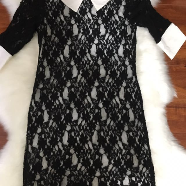 Lace Dress XXS