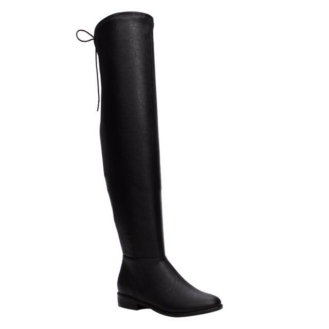 Legivia over the knee boots (new in box)