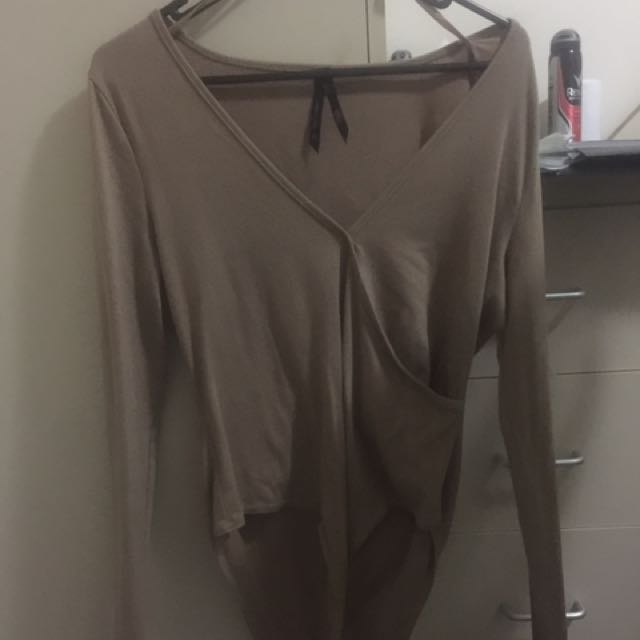 Leotard long sleeve
