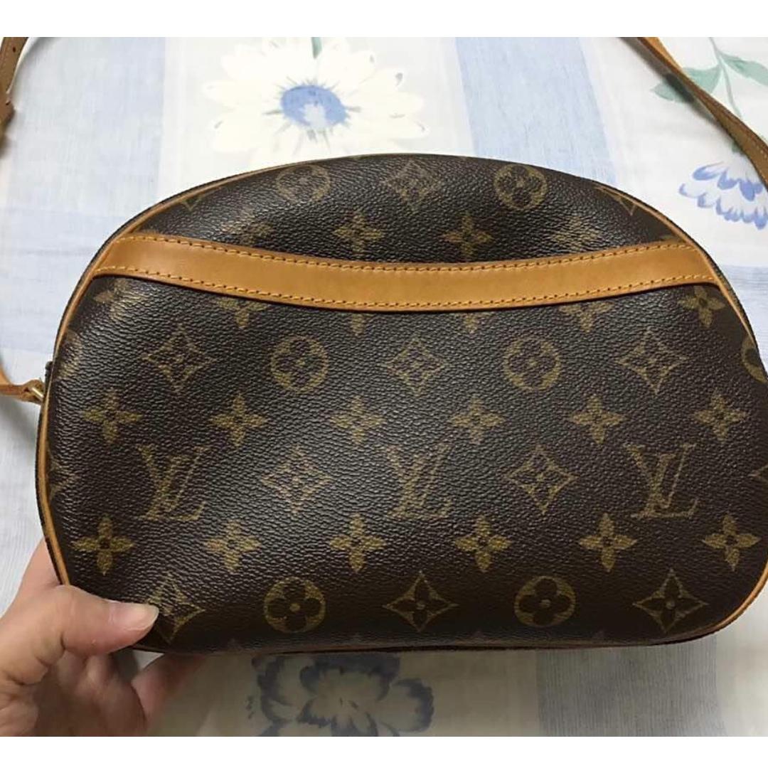 492a513d6fd1 Louis Vuitton Monogram Blois Sling Bag