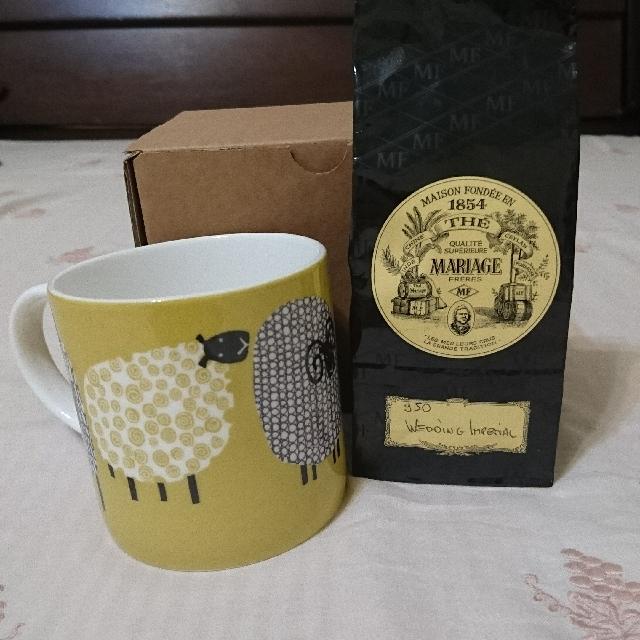 Mariage Freres婚禮茶