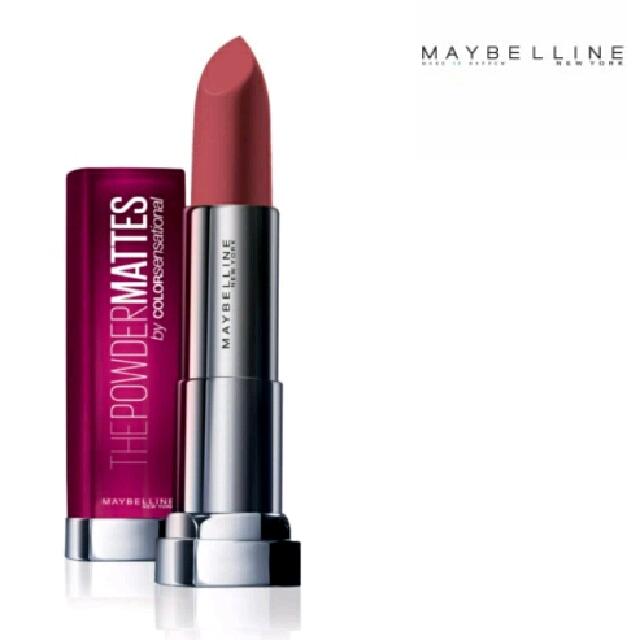 Maybelline Color Sensational Powder Matte - Mauve It Up