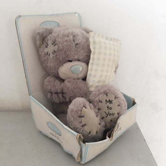 Me to You soft toy