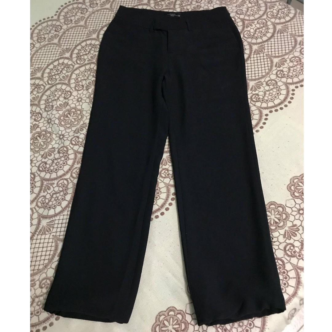 MEMO Classic Black Pants
