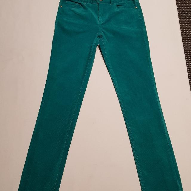 Misunderstood Brand Size 14 Green Jeans