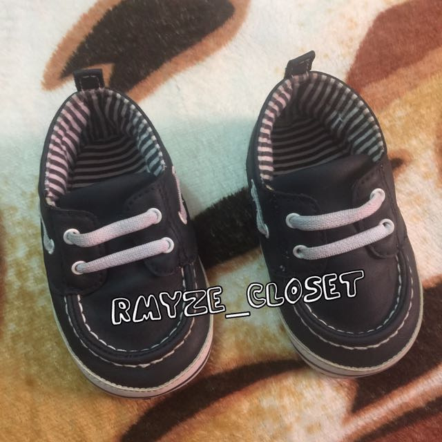 Mothercare pre-walker shoes (Navy blue)