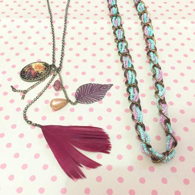 Necklaces 4