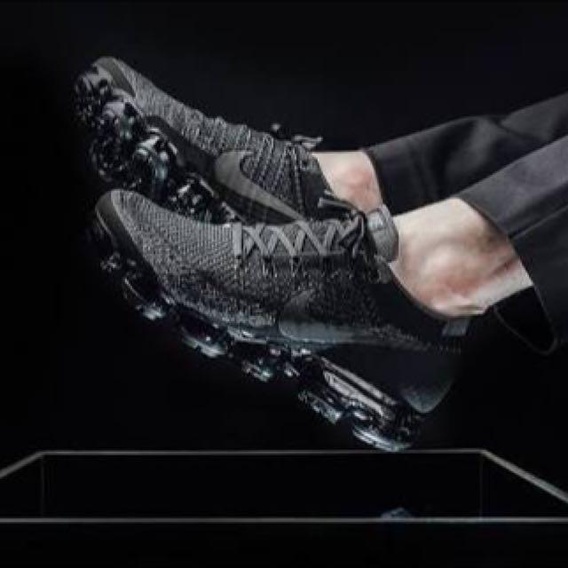 Nike Air Womens Vapormax Black/antracite
