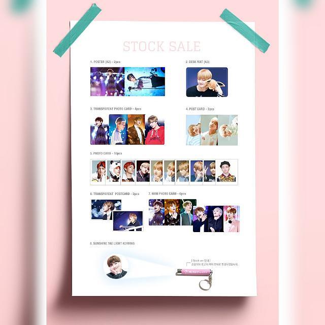Nuna V BTS Fansite Goods Entertainment K Wave On Carousell