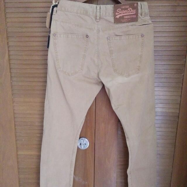 Original SUPERDRY KHAKIS pants