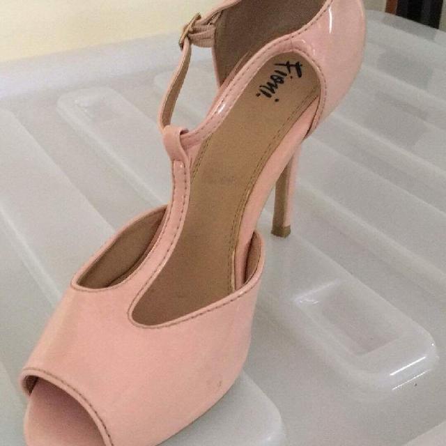 Payless Pink Heels