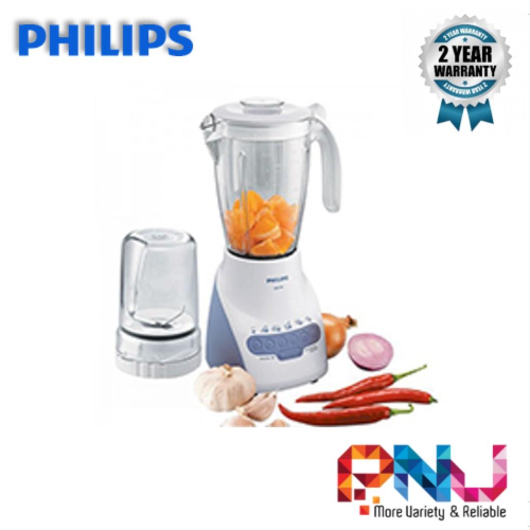 Philips 600W Ice Crush Blender With Mill HR2115, Kitchen ...