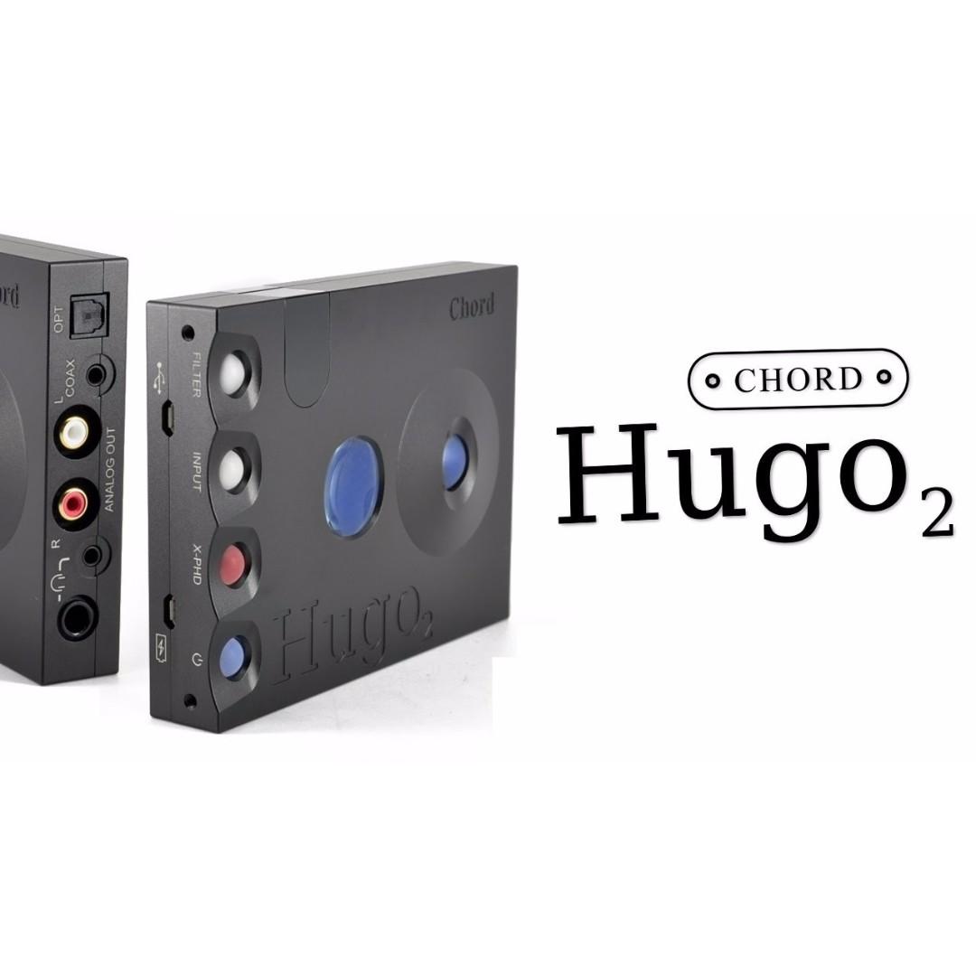 [BLACK FRIDAY PROMO TILL 25TH NOV] Chord Hugo 2 Portable DAC and Headphone Amplifier
