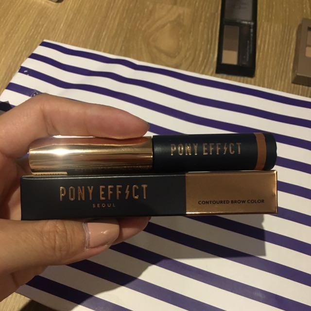 Pony effect 染眉膏 自然棕色