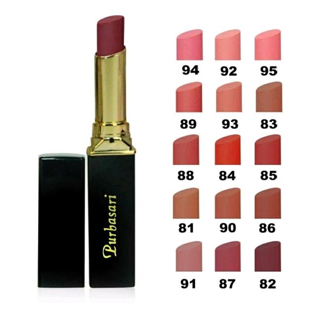 Purbasari Lipstick Color Matte 82 (4 Gr)