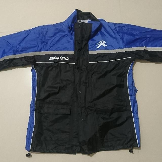Racing sport 兩件式雨衣上衣
