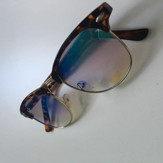 Ray Ban Club master Sunglasses
