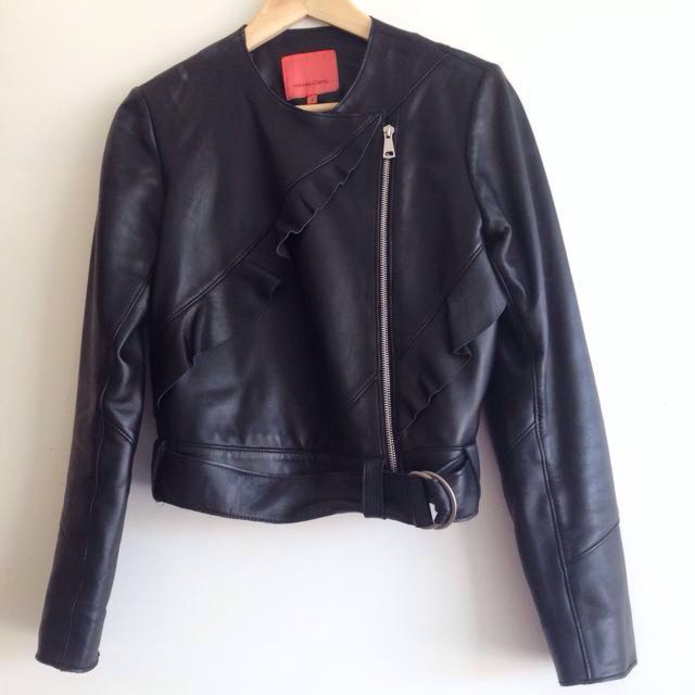 Reduced: Manning Cartell Leather Jacket