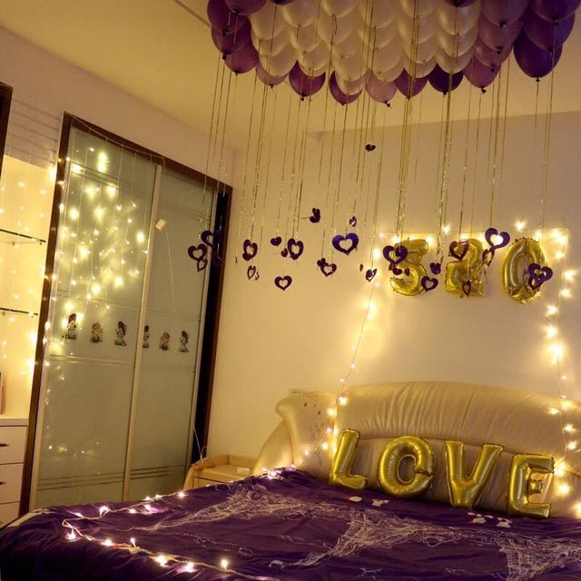 Romantic Decorations For Your Love ...