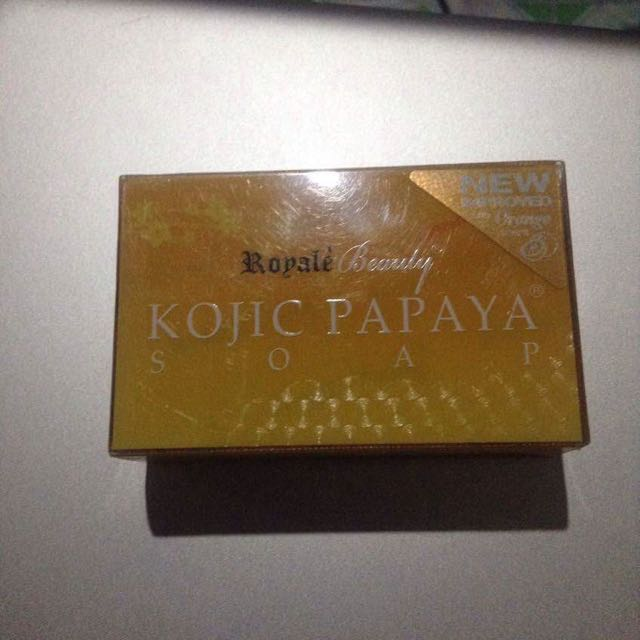 Royalè Baeuty KOJIC PAPAYA Soap