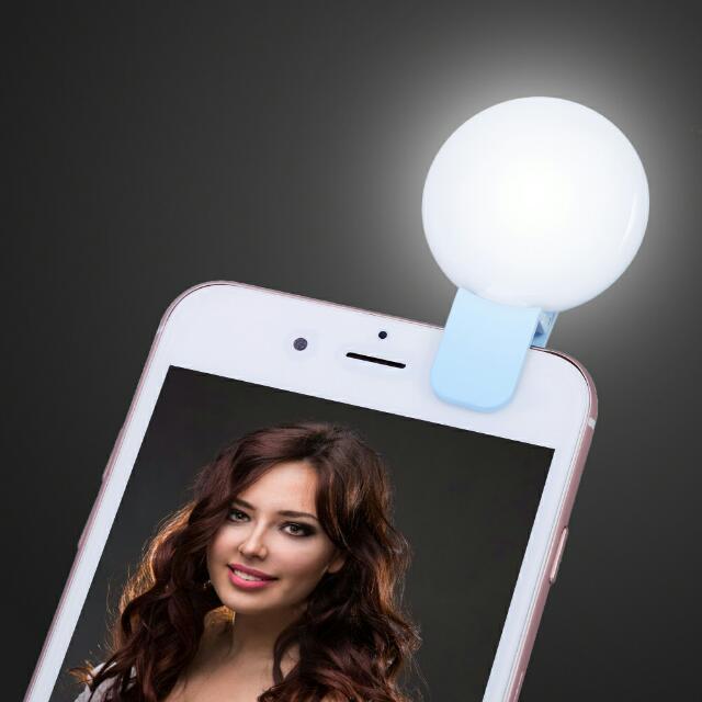 Smartphone Selfie LED Fill-Light