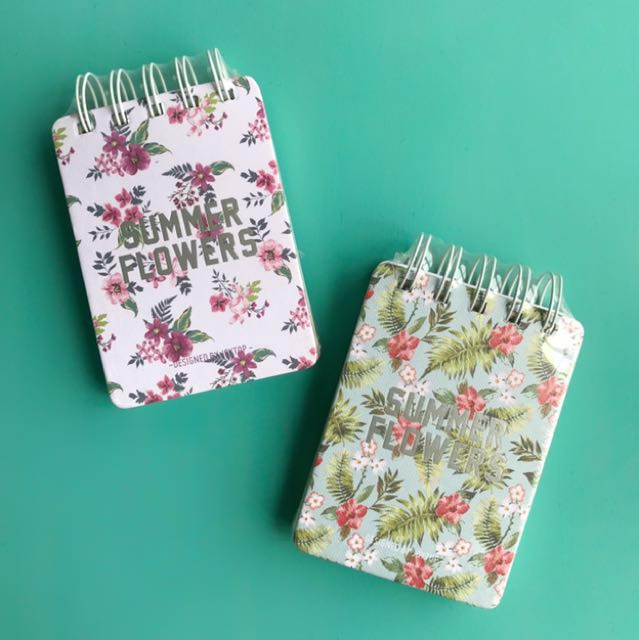 Summer Notepads
