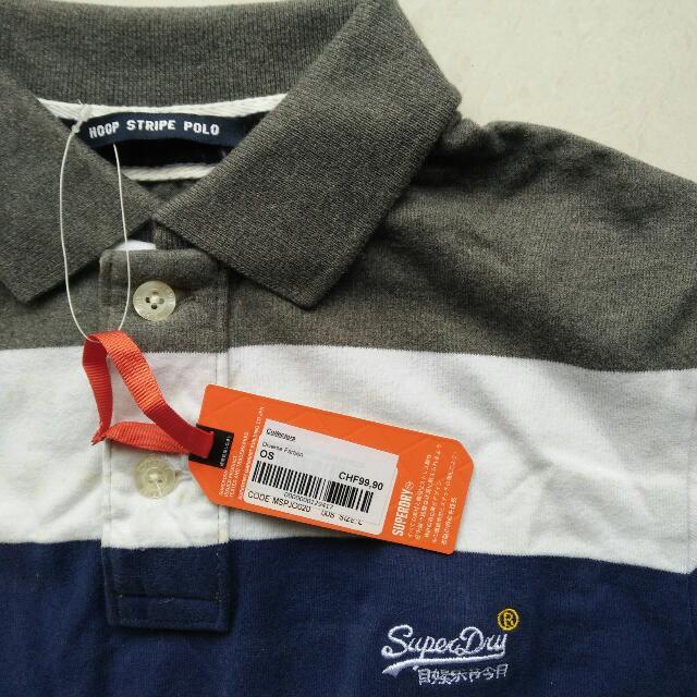 Superdry Long Sleeves Shirt
