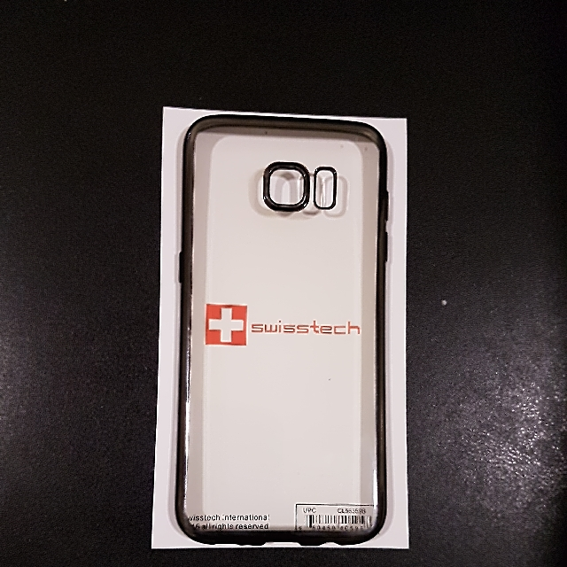 Swisstech Galaxy S7 Edge Case