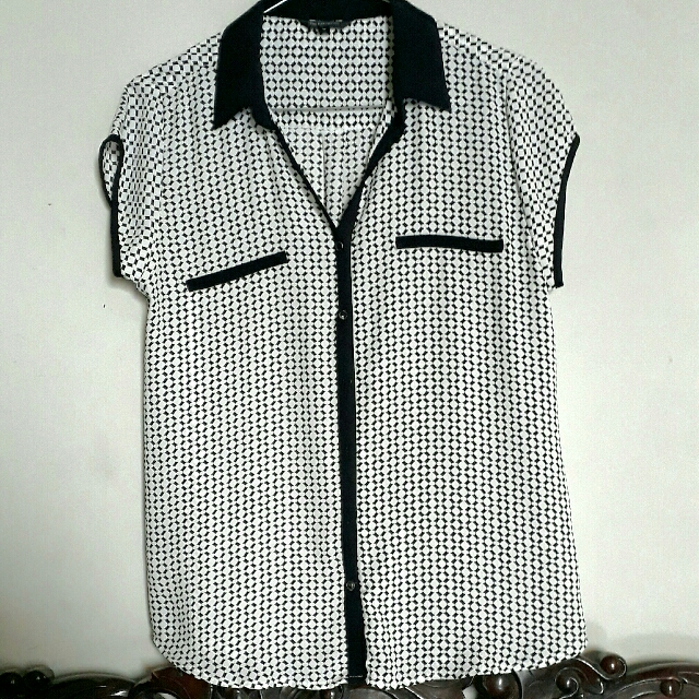 The Executive Patterned Shirt