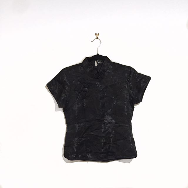 Traditional Chinese Inspired Top