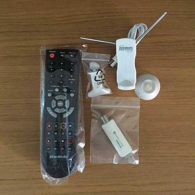 TV Streaming - AverMedia AverTV Hybrid M (A852R)