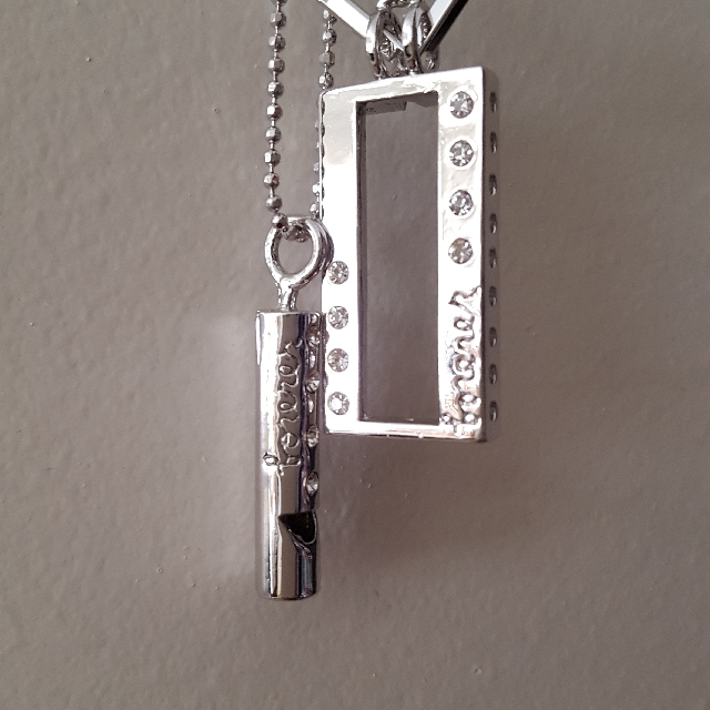 Two Couples Necklace