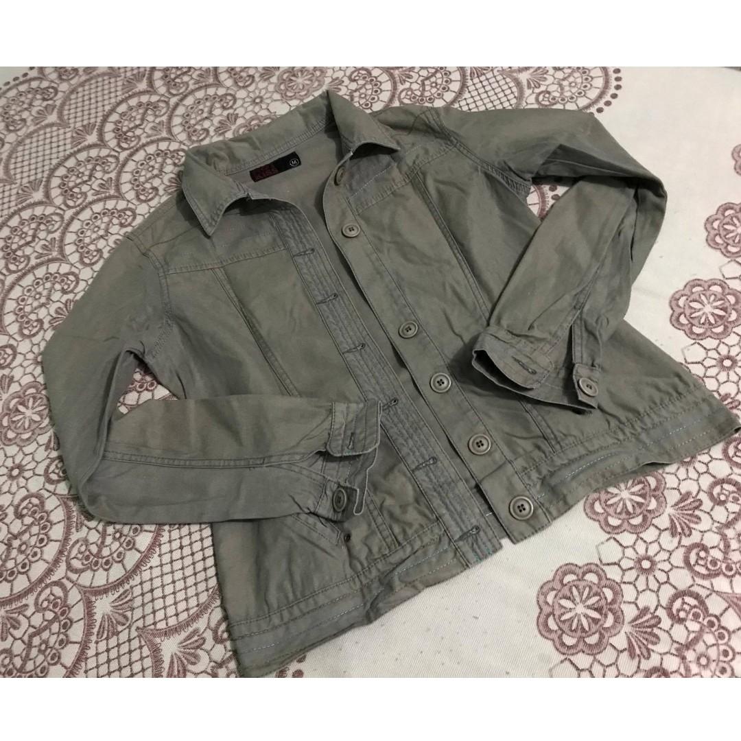 Unbranded - Brownish Rugged Jacket