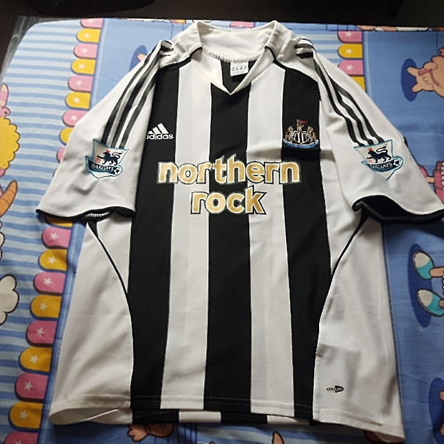 newest 49fa5 bccfb Vintage Newcastle United ALAN SHEARER jersey, Sports, Sports ...