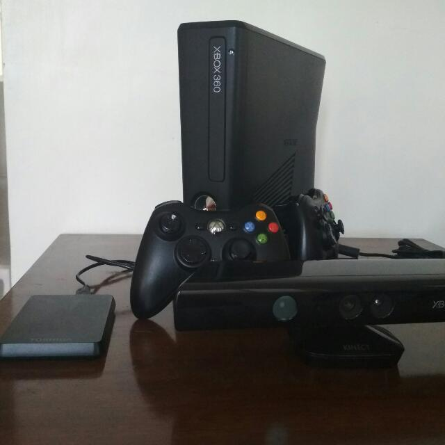 Xbox 360 Freestyle Dashboard on Carousell