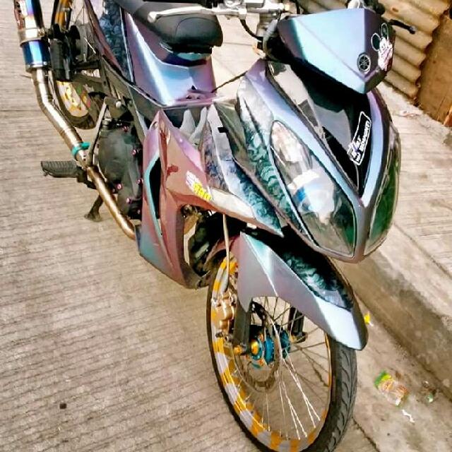 Yamaha X1R 2009