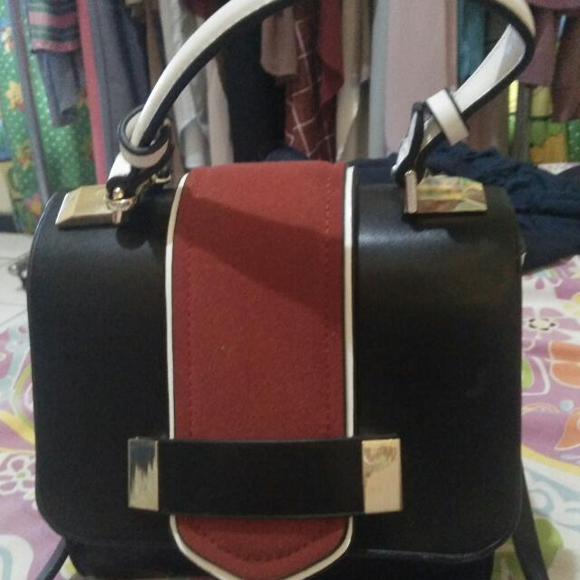 Zara Basic City Bag
