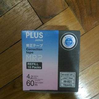 MR2 Correction Tape Refill Pack