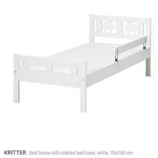 Ikea Kids Bed Frame & Mattress