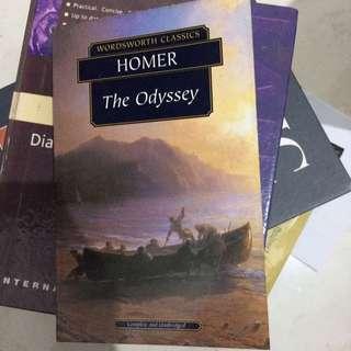 Homer - The Odyssey (Wordsworth Classics)